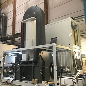 New Hot Isostatic Press from Lake City Heat Treating